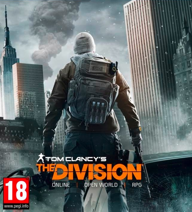 Обложка Tom Clancy's The Division