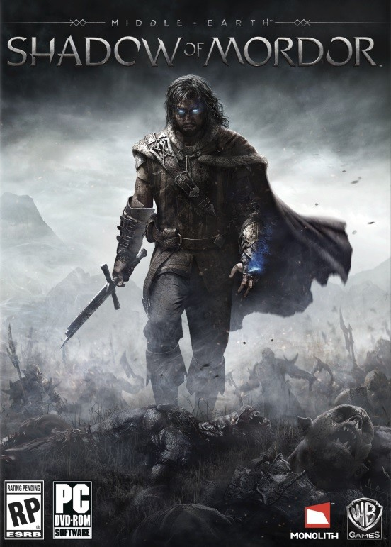 Обложка Middle-Earth: Shadow of Mordor