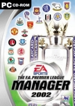 Обложка The F.A. Premier League Football Manager 2002