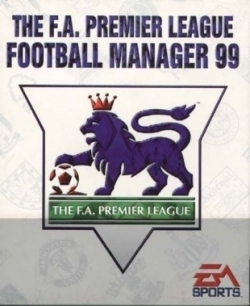 Обложка The F.A. Premier League Football Manager 99