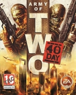 Обложка Army Of Two: The 40th Day
