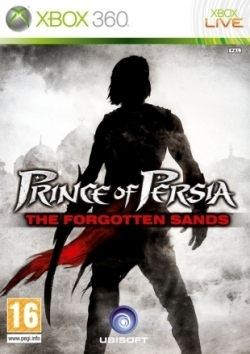 Обложка Prince of Persia: The Forgotten Sands