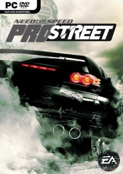 Обложка Need for Speed: ProStreet