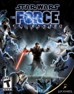 Обложка Star Wars: The Force Unleashed